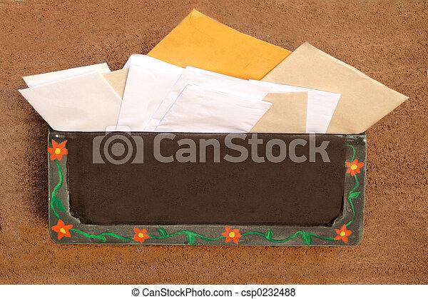 pieno, cassetta postale - csp0232488