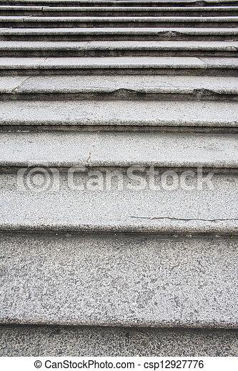 pierre, étapes - csp12927776