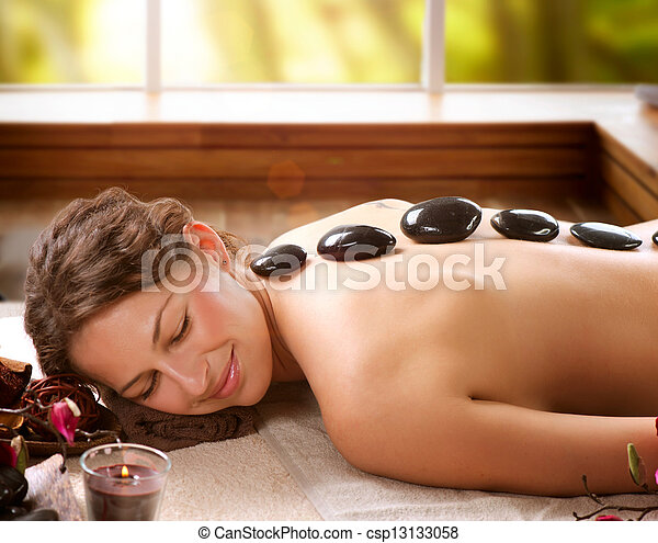 pierre, dayspa, spa, salon., massage. - csp13133058