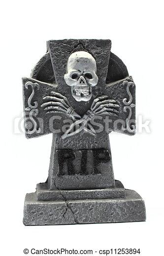 Pierre tombale halloween pierre tombale it lettres cr ne halloween isol d chirure os - Pierre tombale dessin ...
