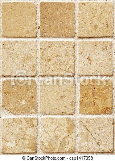pietra, tegole - csp1417358