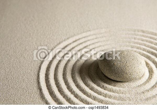 pietra, zen - csp1493834