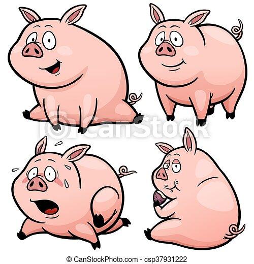 Pig - csp37931222