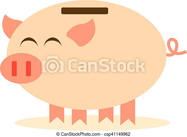 Piggy bank - csp41149962