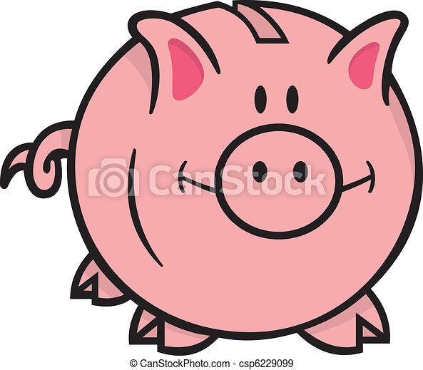 Piggy bank - csp6229099