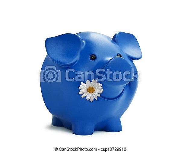 piggy bank - csp10729912