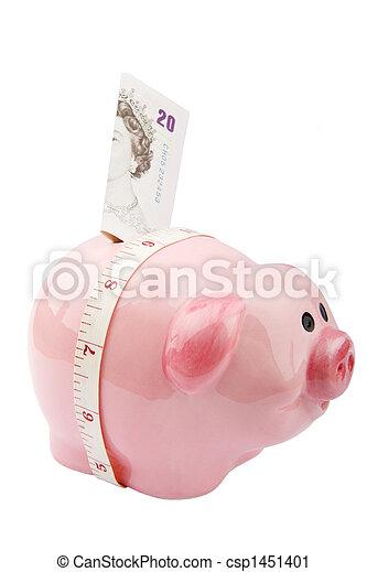 Piggy Bank - csp1451401