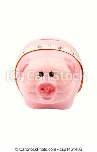 Piggy Bank - csp1451405