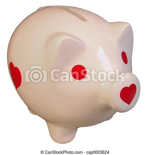Piggy Bank - csp0003624