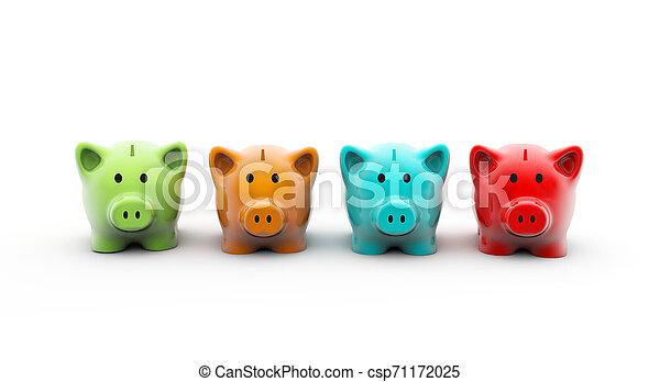 piggy bank - csp71172025