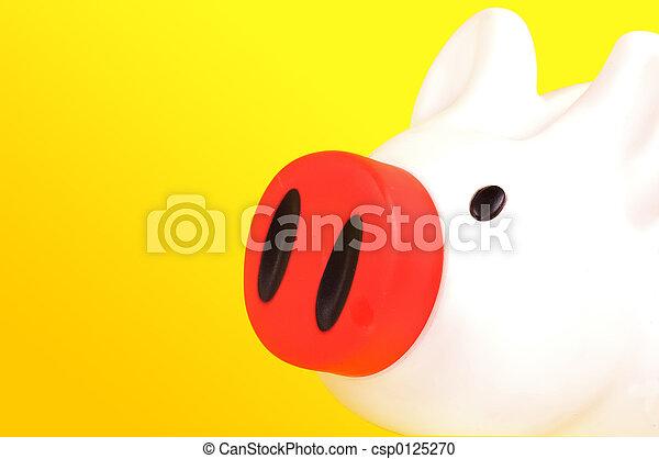 Piggy Bank - csp0125270