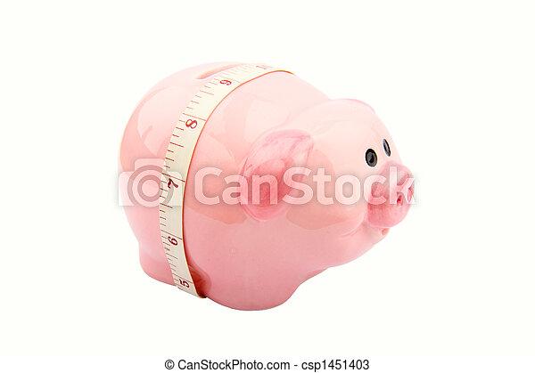 Piggy Bank - csp1451403