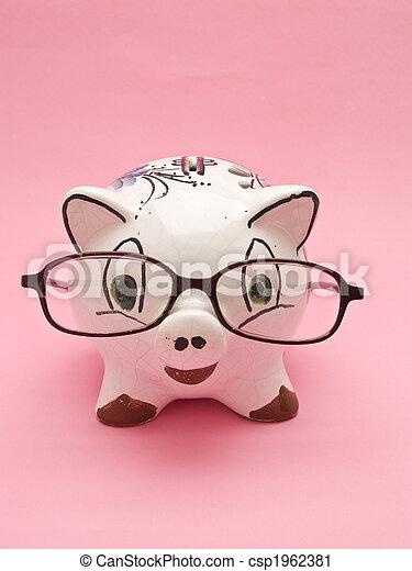 piggy  - csp1962381