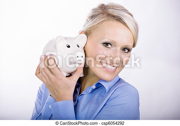 piggybank - csp6054292