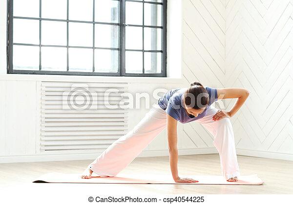 Pilates - csp40544225