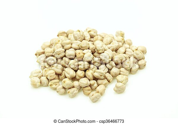 Pile of chickpeas - csp36466773