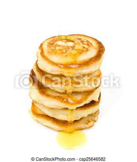 pile of fritters - csp25646582