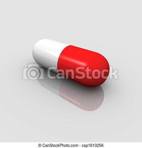 Pill - csp1610256