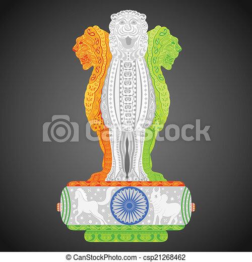 India clipart emblem, India emblem Transparent FREE for download on  WebStockReview 2020