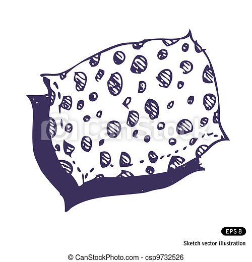Pillow - csp9732526