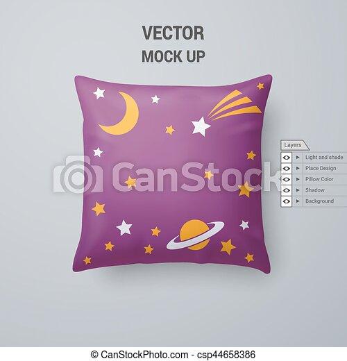 Pillow - csp44658386
