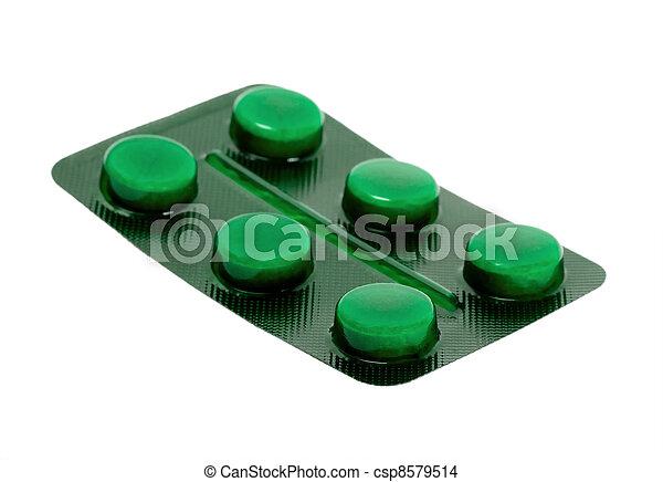 Pills box - csp8579514