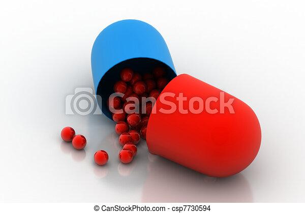 Pills - csp7730594