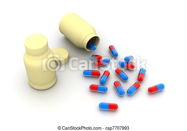 Pills - csp7707993