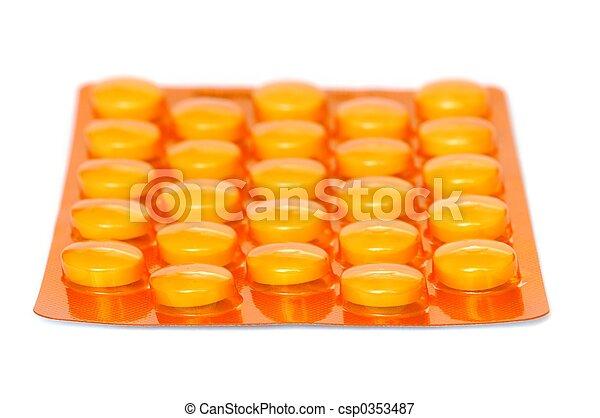 Pills - csp0353487