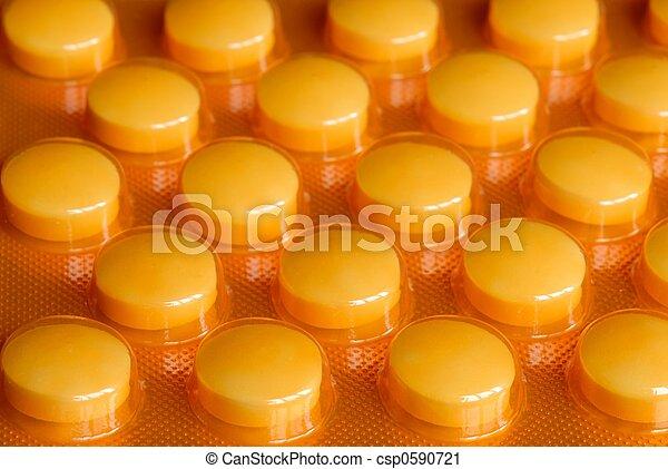Pills - csp0590721
