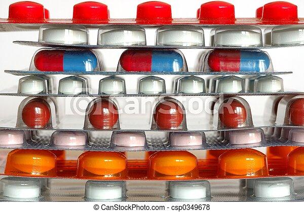 Pills - csp0349678