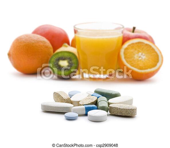 Pills - csp2909048
