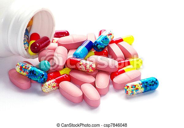 pills  - csp7846048