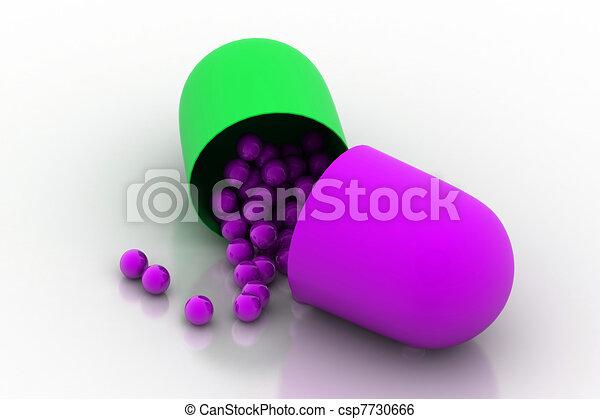 Pills - csp7730666