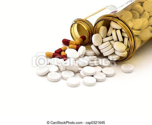 pills - csp0321645