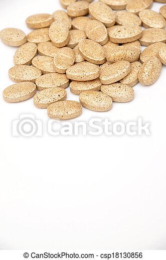 Pills - csp18130856