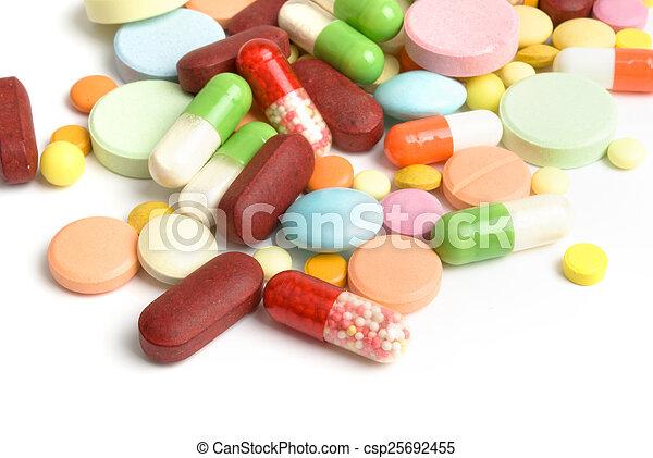pills - csp25692455