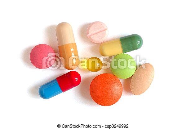 Pills - csp0249992