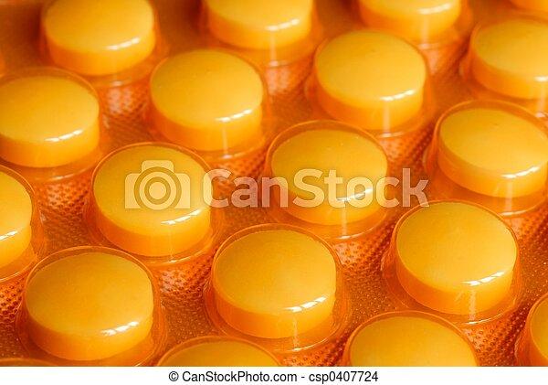 Pills - csp0407724
