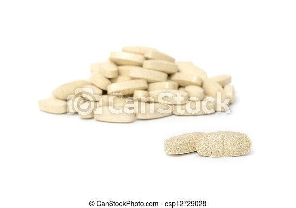 pills - csp12729028