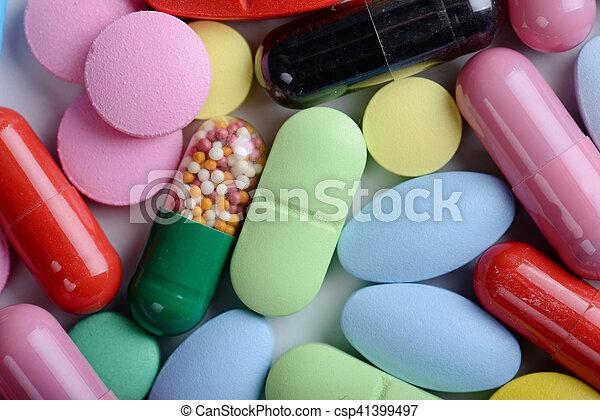 pills - csp41399497