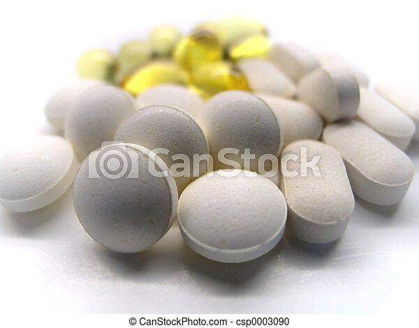 Pills - csp0003090