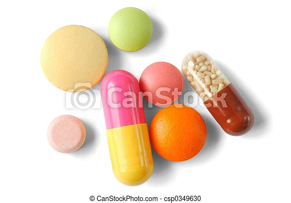 Pills - csp0349630