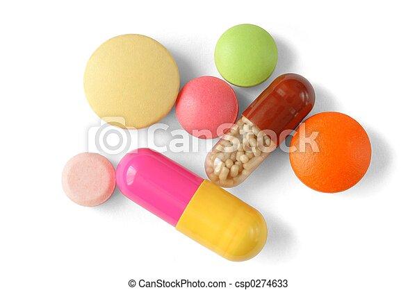 Pills - csp0274633