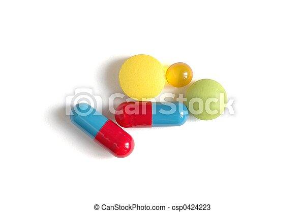 Pills - csp0424223
