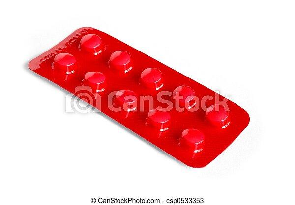 Pills - csp0533353