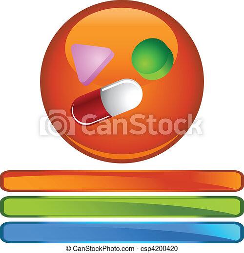 Pills - csp4200420