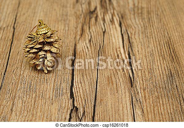 Pine tree cone - csp16261018