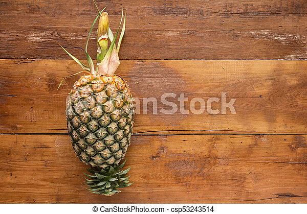 Pineapple - csp53243514