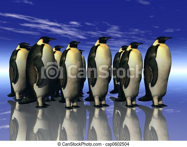 pinguini - csp0602504